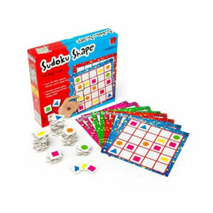 Sudoku Shape Fun Number Game (Top Class)