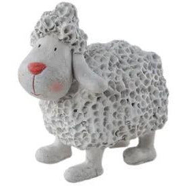 Sheep Figurine -White