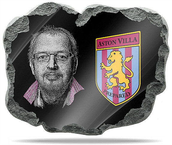 Aston Villa FC Wall Plaque