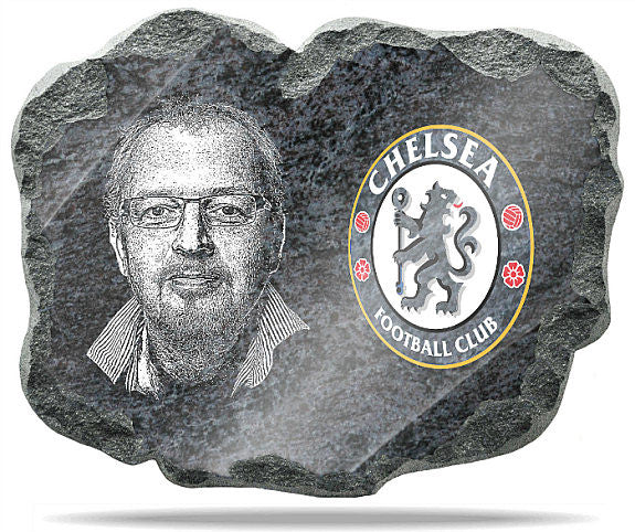 Chelsea FC Wall Plaque