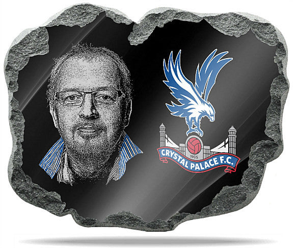 Crystal Palace FC Wall Plaque