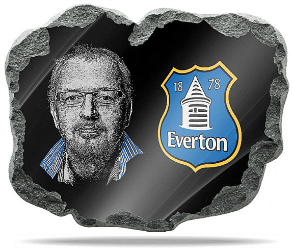Everton FC Wall Plaque