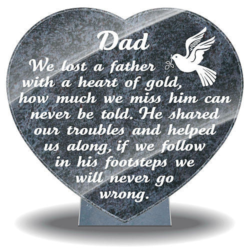 Father's day memorial ideas