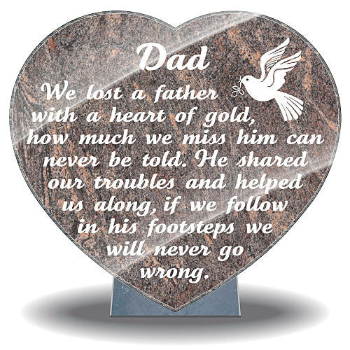 Father's day memorial verses