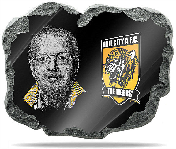 Hull City FC Wall Plaque