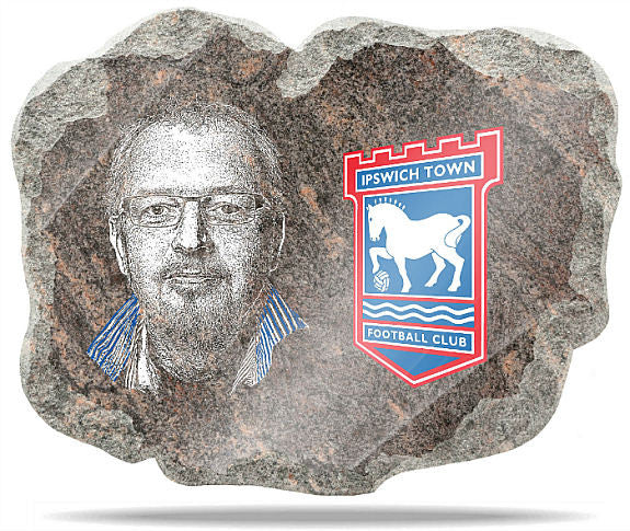 Ipswich Town FC Wall Plaque