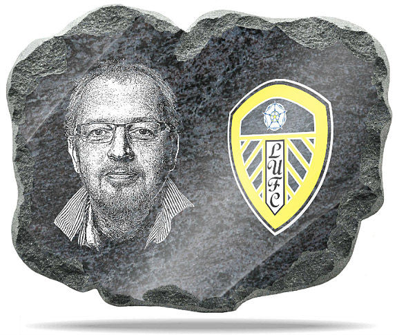 Leeds United FC Wall Plaque