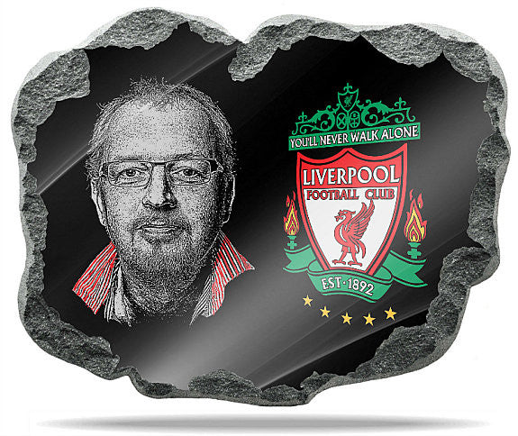 Liverpool FC Wall Plaque