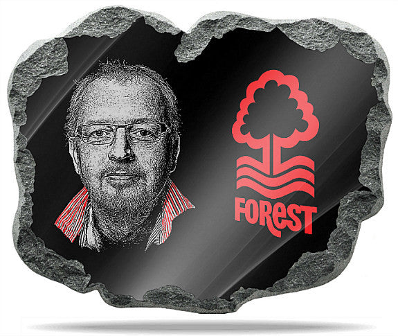 Nottingham Forest Wall Plaque