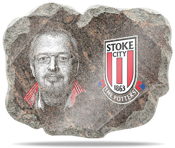 Stoke City FC Wall Plaque