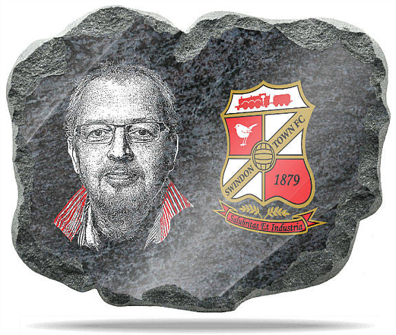 Swindon Town FC Wall Plaque