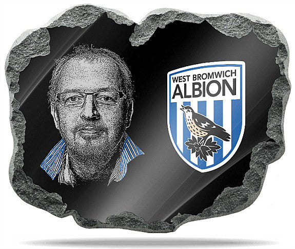 West Bromwich Albion Wall Plaque