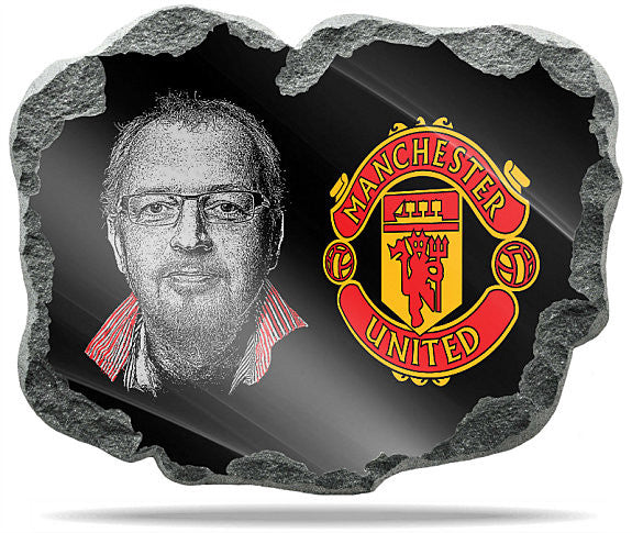 Manchester United Wall Plaque