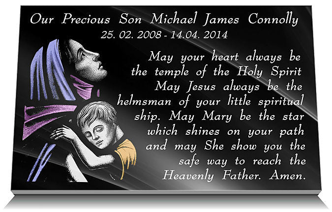 personalized catholic memorial gifts