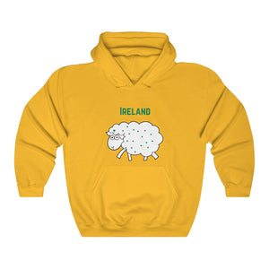 Irish Sheep - Premium Irish Hoodie-Two Thirds Irish