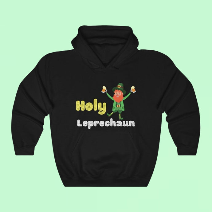 Holy Leprechaun - Premium Irish Hoodie-Two Thirds Irish
