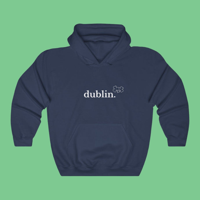 Dublin - Premium Irish Hoodie-Two Thirds Irish