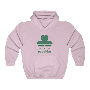 Paddidas - Premium Irish Hoodie-Two Thirds Irish