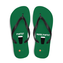 Load image into Gallery viewer, 2020 Summer Pints & More Pints - Irish Flip-Flops