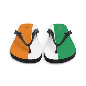 2020 Summer Tri-Color - Premium Irish Flip-Flops