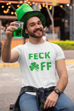 Load image into Gallery viewer, Feck Off - Short-Sleeve Irish T-Shirt