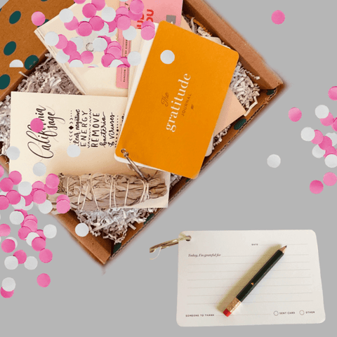 Curated Breakup Gift Box For Her
