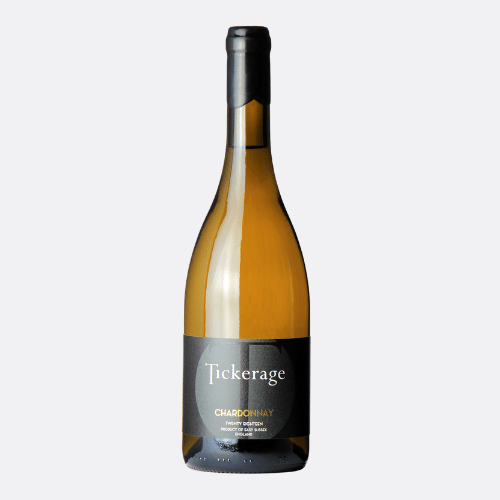 Tickerage Wine, Chardonnay 2018