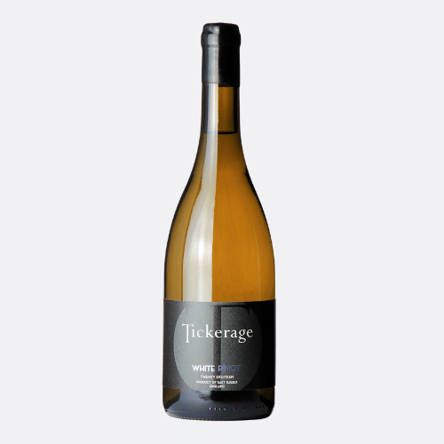 Tickerage Wine, 2018 White Pinot