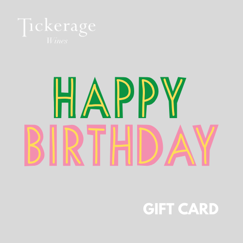 Birthday Gift Card