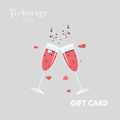Engagement & Wedding Gift Card