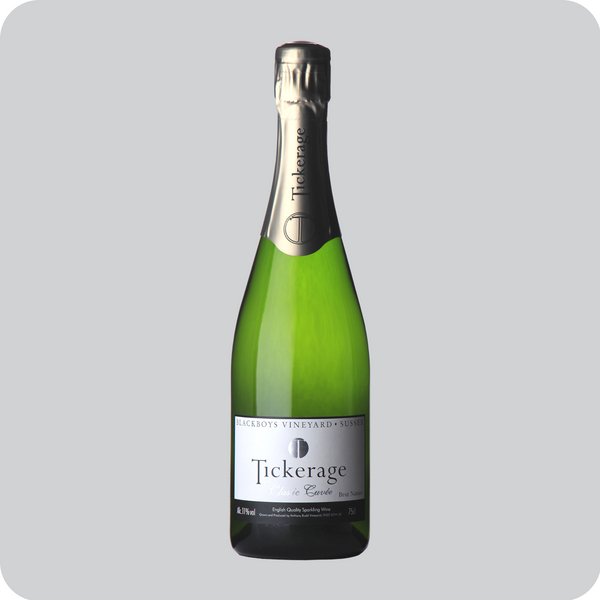 Tickerage Wines, English Sparkling Wine, Sussex Sparkling Wine