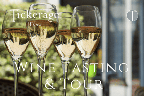 Tickerage Tour and Tasting w/c 23rd August 2020