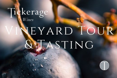 Tickerage Tour and Tasting w/c 2nd August 2020