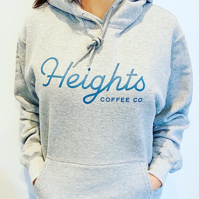 Fleece Hoody (Athletic Grey)