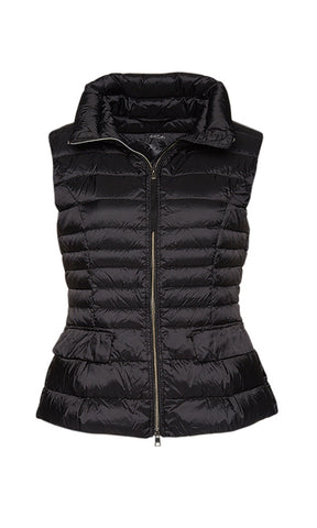MARC CAIN ESSENTIEL DOWN GILET- Midnight
