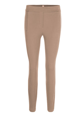 MARC CAIN BI STRETCH SIDE ZIP TROUSER