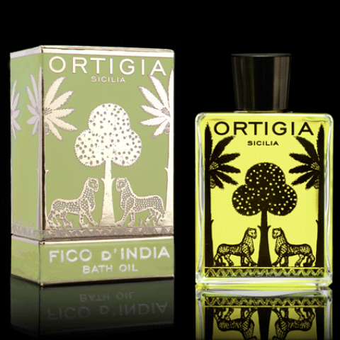 ORTIGIA  FICO D'INDIA BATH OIL