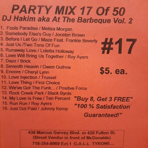 Party CD #17 Best Seller