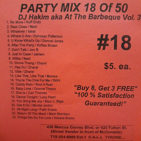Party CD #18 Top Seller