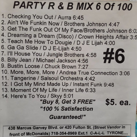 Party CD #6