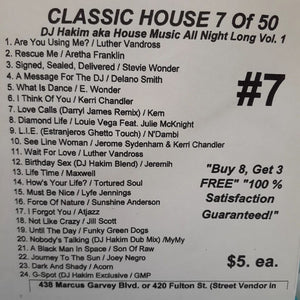 FREE Sample download House #7