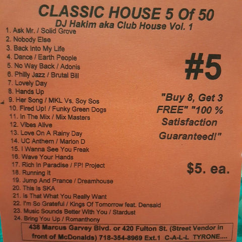 FREE Sample download House #5
