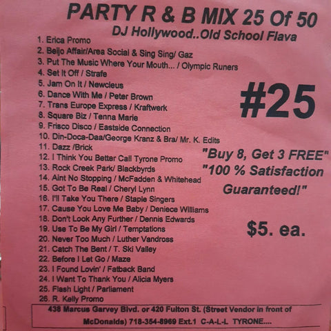 Party CD #25 Great Seller