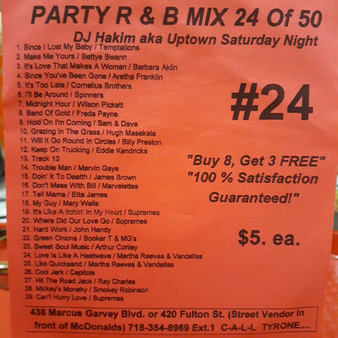 Party CD #24