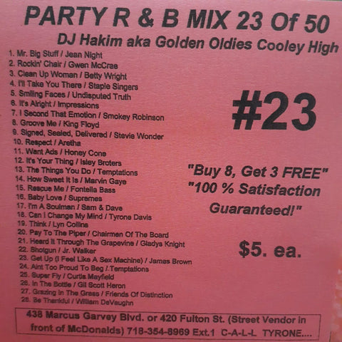 Party CD #23