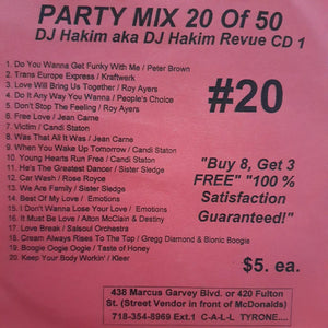 FREE Sample download Party #20