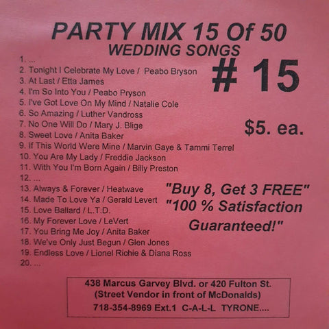 Party CD #15