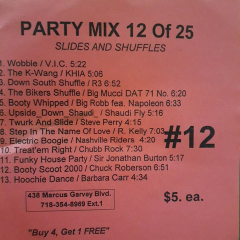 Party CD #12