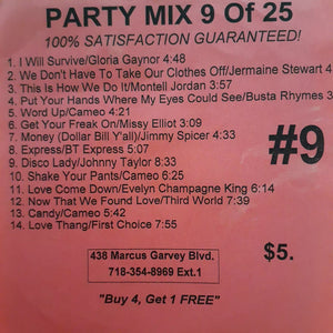 Party CD #9