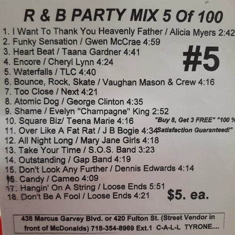 Party CD #5